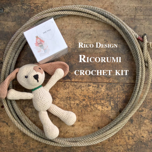 Rico Design Ricorumi Crochet Kit