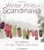 "The book cover for ""Winter Knits from Scandinavia, 24 Patterns for Hats, Mittens, and Socks,"" which features a clothesline with knitted socks and mittens in a winter landscape."
