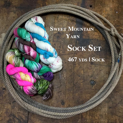 Sweet Mountain Crafts Sock Set