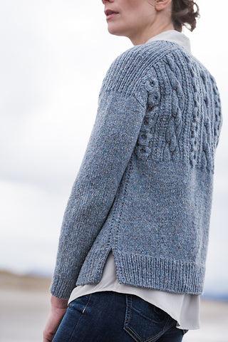 Fall 2018 Sweater Supported KAL