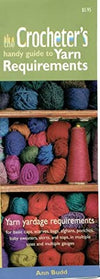 Crocheter's Handy Guide To Yarn by Ann Budd