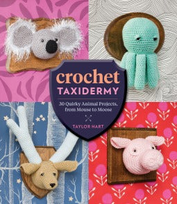 Crochet Taxidery