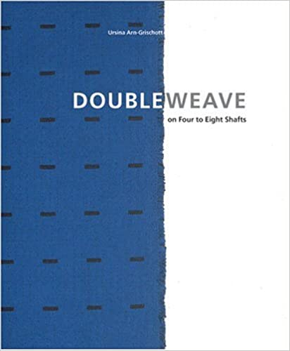 Double Weave on Four to Eight Shafts