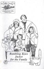 Rambling Rows Jacket For The Family