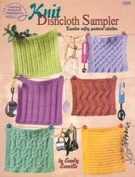 Knit Dishcloth Sampler