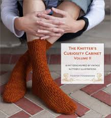 The Knitter's Curiosity Cabinet Volume II