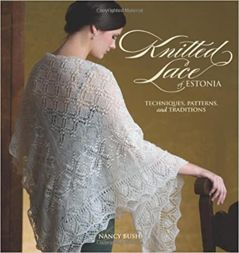 Knitted Lace Of Estonia w DVD