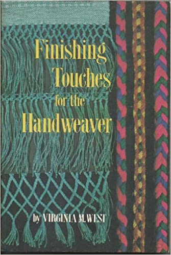 Finishing Touches for the Handweaver