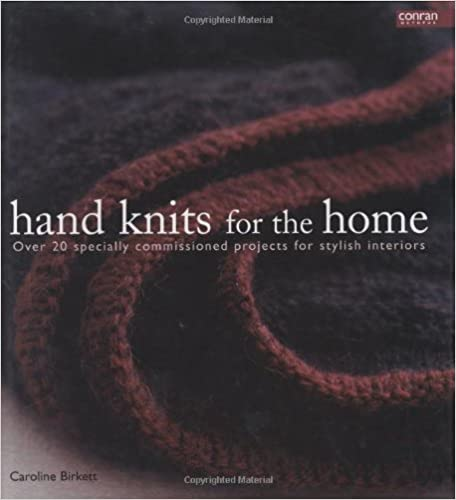 Hand Knits for the Home