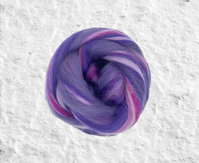 Merino Top Northern Lights Heavenly