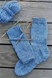 Introduction to Sock Knitting – January/February, 2021
