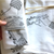 Tea Towel Knitting Noodles