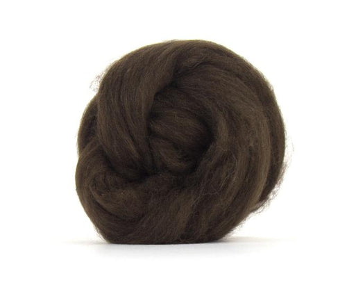 De-Haired Yak Dark Brown Top