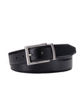 Black Leather Belt Casual