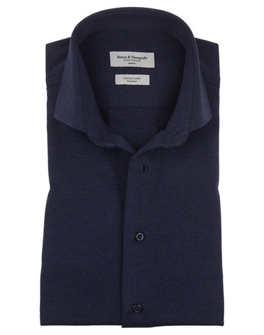 Blauw Knitted Shirt