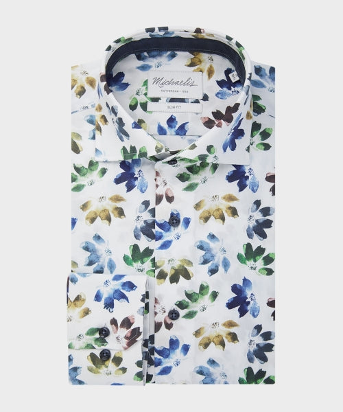 Winter Flower Shirt
