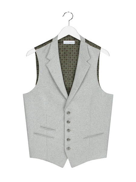 Soft flannel Gilet Pakkenfabriek