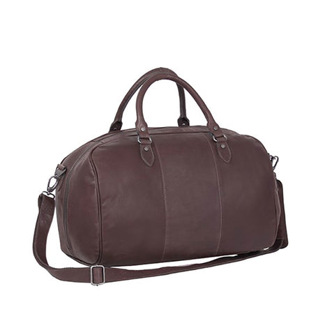 Leather Travel Bag ( Handbagage)