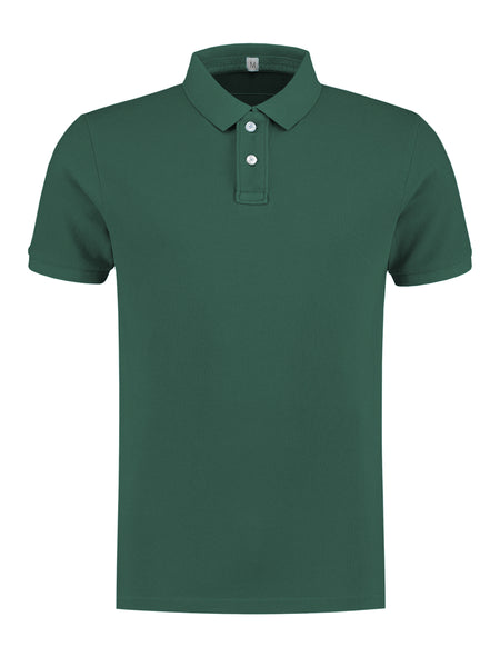 PakkenFabriek Polo Groen- New summer 2018.