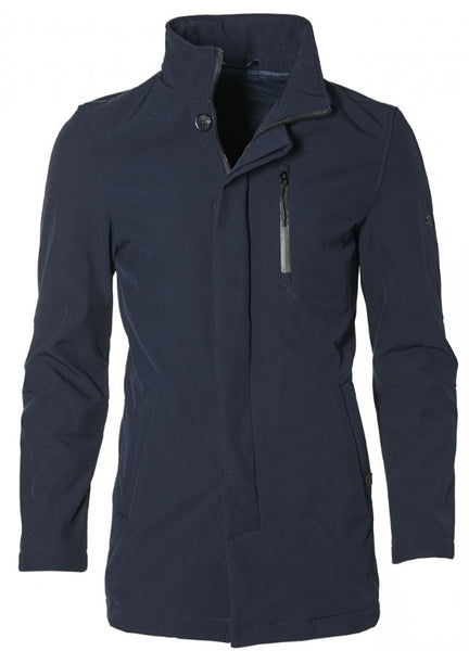 Softshell Jas Navy