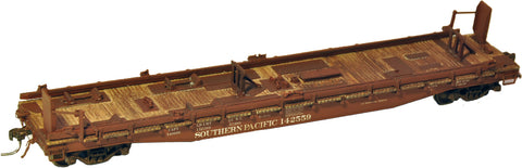 1956 F-70-10 Piggyback Flat Car Kit