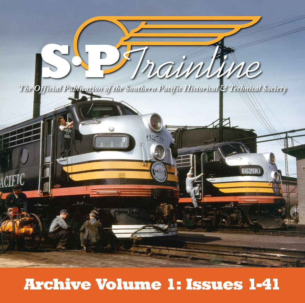 Trainline Archive Volume 1 DVD (Issues 1-41)