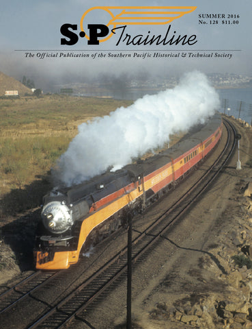 Trainline Issue 128