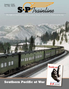 Trainline Issue 100 - reprint