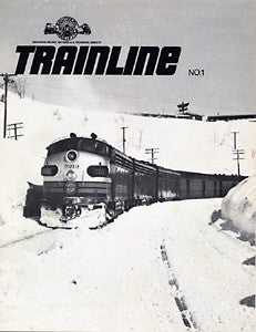 Trainline Issue 001 - reprint