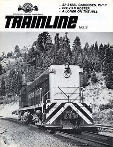 Trainline Issue 002 - reprint