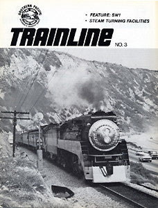 Trainline Issue 003 - original run