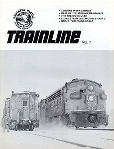 Trainline Issue 007 - reprint