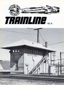 Trainline Issue 008 - reprint