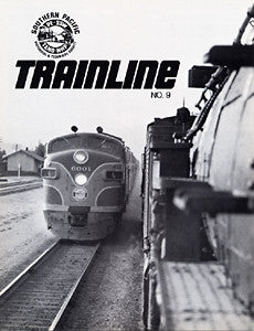Trainline Issue 009 - reprint