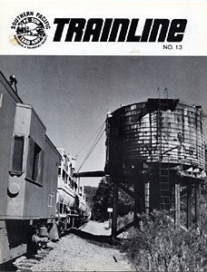 Trainline Issue 013 - original run