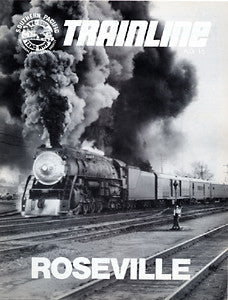 Trainline Issue 015 - reprint