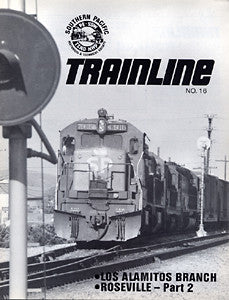 Trainline Issue 016 - reprint