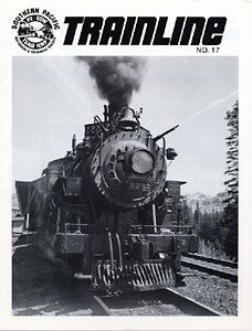 Trainline Issue 017 - reprint