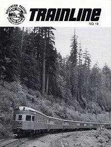Trainline Issue 019 - reprint