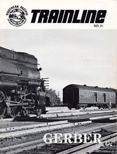 Trainline Issue 021 - reprint