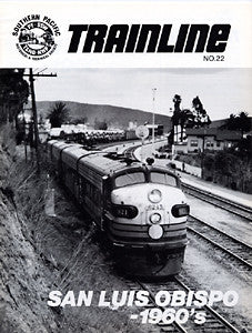 Trainline Issue 022 - reprint