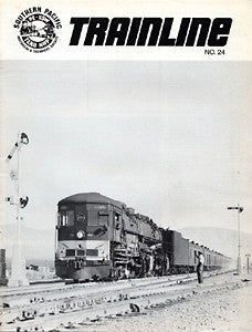 Trainline Issue 024 - reprint