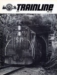 Trainline Issue 032 - reprint