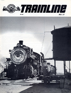 Trainline Issue 037 - original run