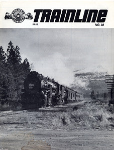 Trainline Issue 038 - original run