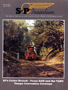 Trainline Issue 082 - reprint