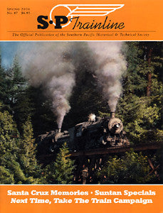 Trainline Issue 087