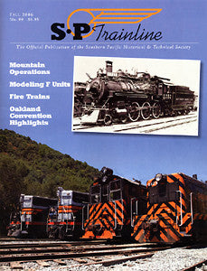Trainline Issue 089 Reprint