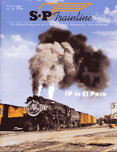 Trainline Issue 090 - reprint