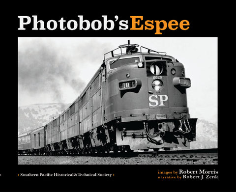 Photobob's Espee - Hardcover